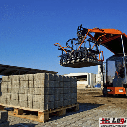 100 mm - Roads in and around industrial areas as well as areas with excessive load onto the road surface